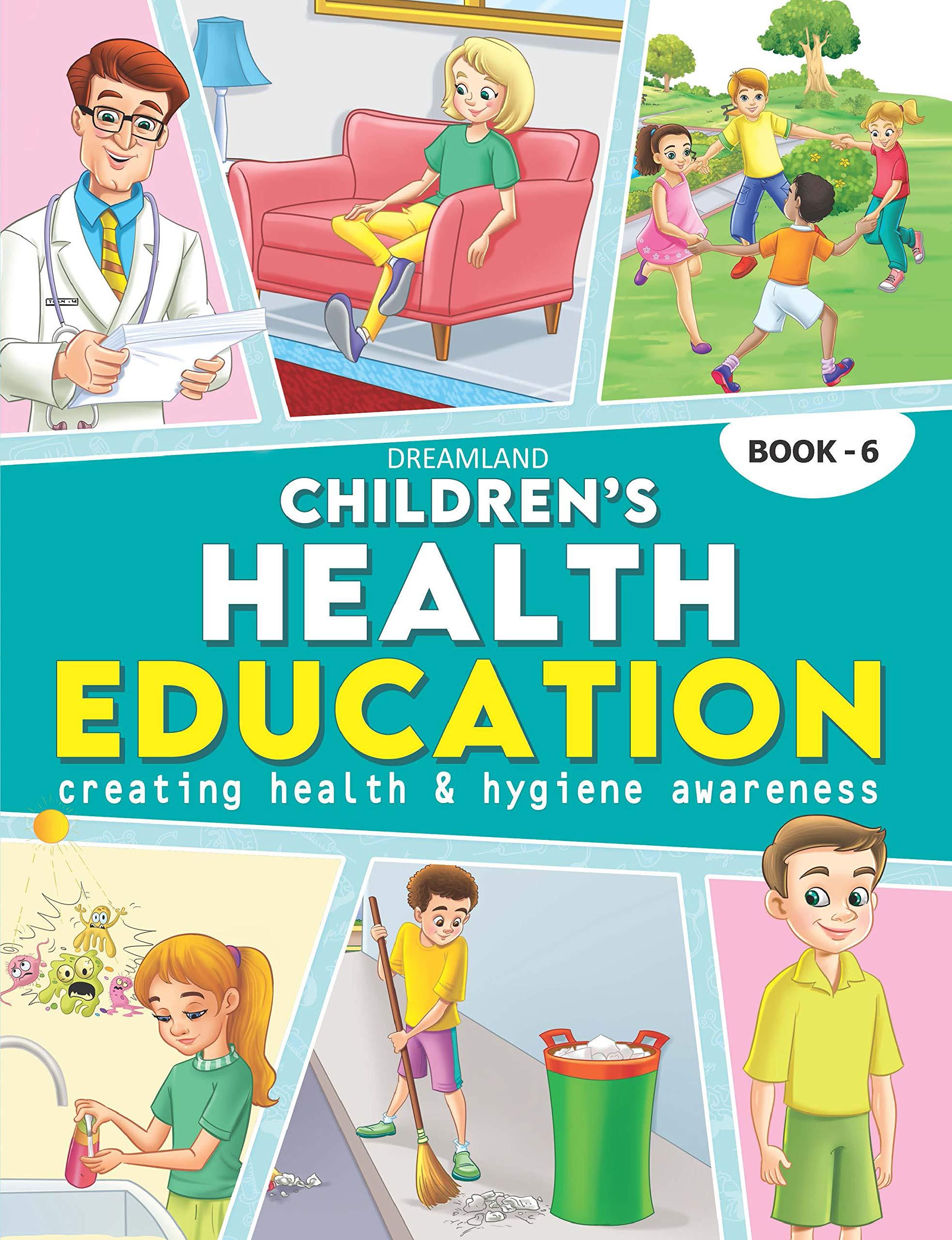 Children's Health Education - Book 6