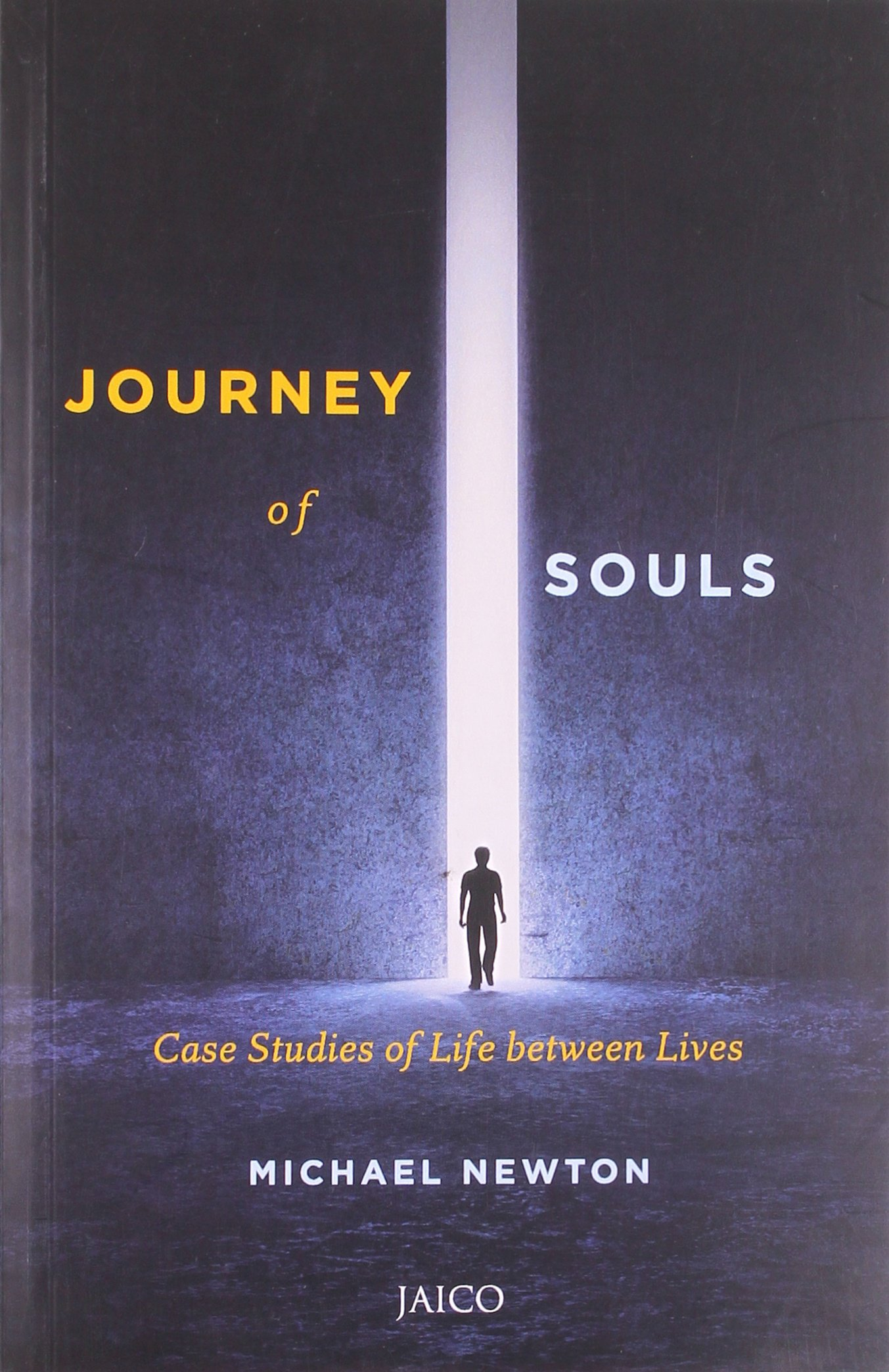 JOURNEY OF SOULS (CASE STUDIES OF LIFE BETWEEN LIVES)