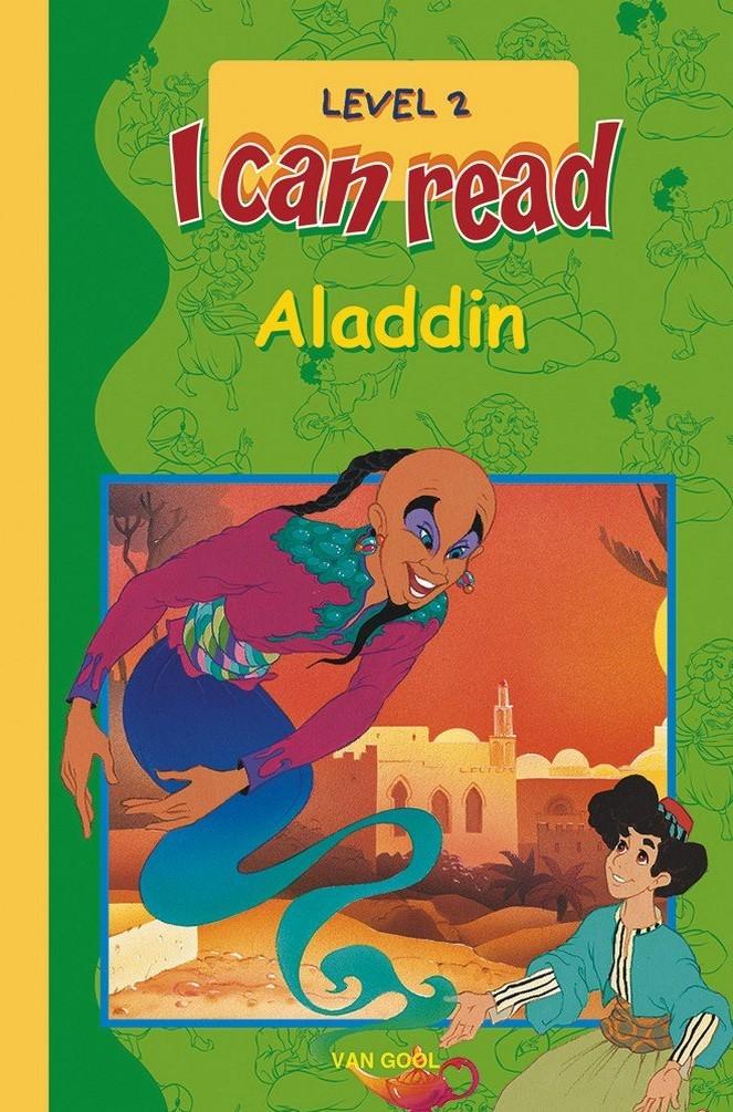 I CAN READ ALADDIN LEVEL 2