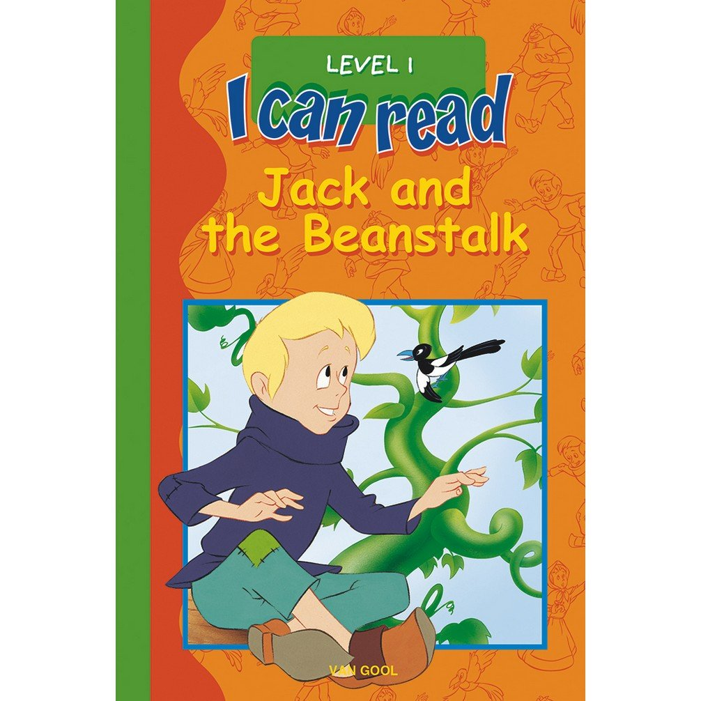 I Can Read Jack And The Beanstalk Level 1