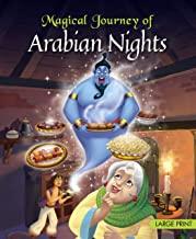 Large Print: Magical Journey of Arabian Nights