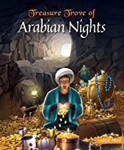 Large Print: Treasure Trove of Arabian Nights