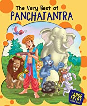 Large Print: The Very Best of Panchatantra Stories