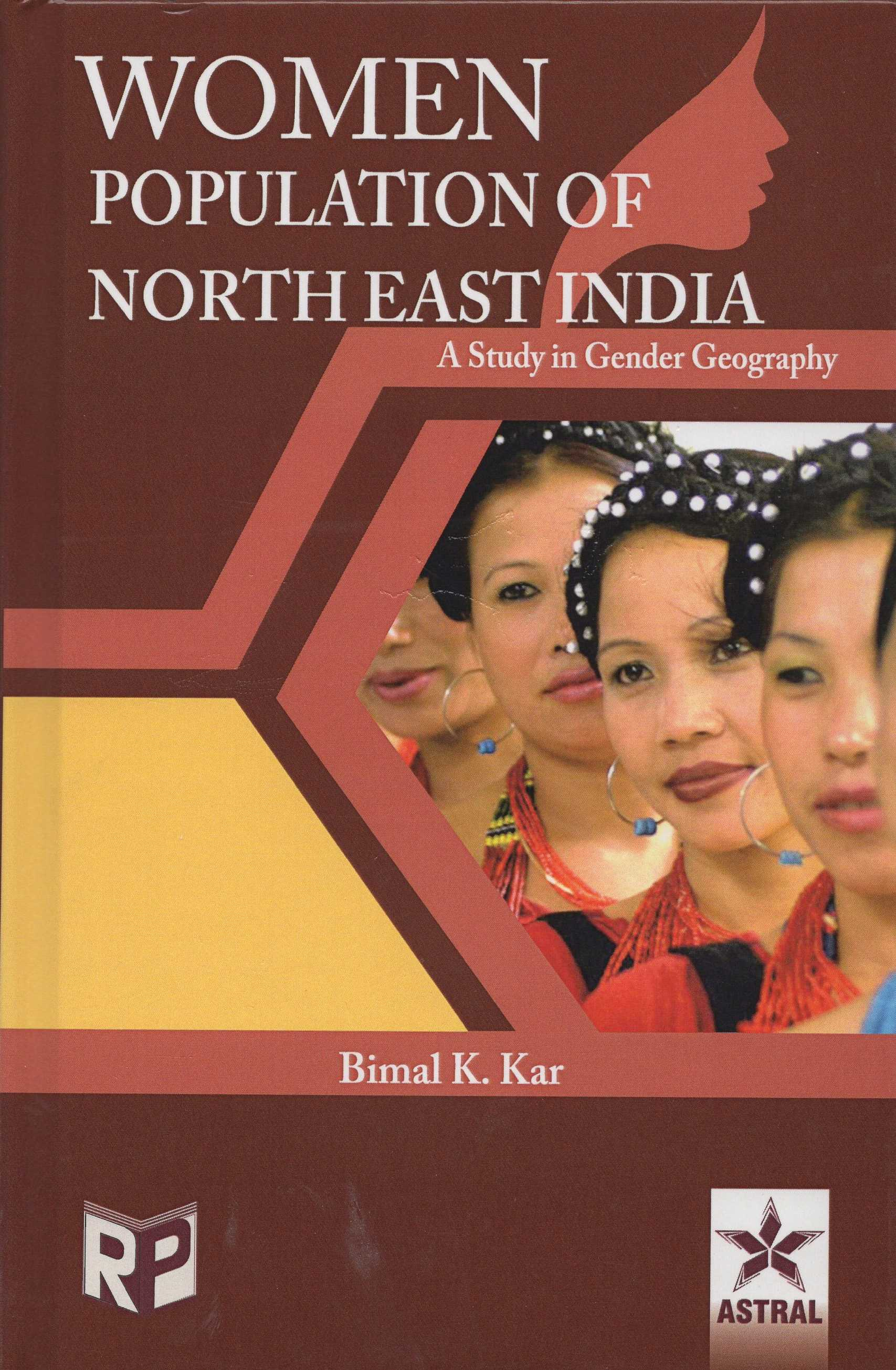 Women Population Of North East India