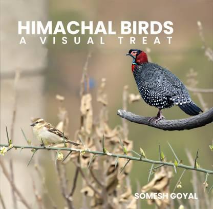 Himachal Birds-A Visual Treat