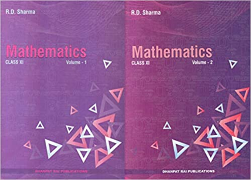 MATHEMATICS FOR CLASS 11 (SET OF 2 VOLUMES)