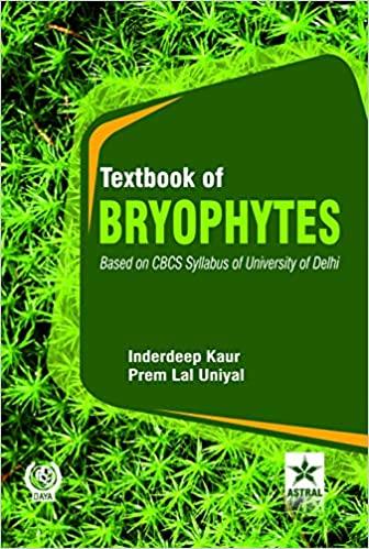 Textbook of Bryophytes