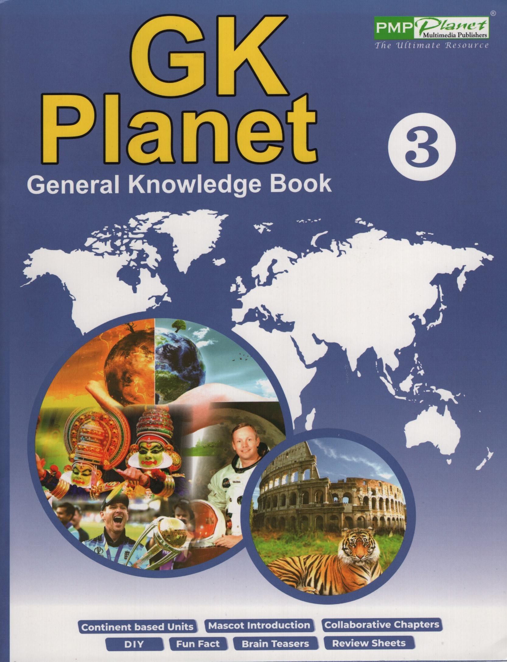 G K Planet -3 ( General Knowledge Book)