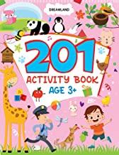 201 Activity Book Age 3+