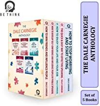 THE DALE CARNEGIE ANTHOLOGY (SET OF 5 BOOKS)