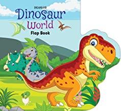 Flap Book- Dinosaur World