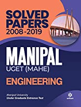 SOLVED PAPERS FOR MANIPAL ENGINEERING 2020