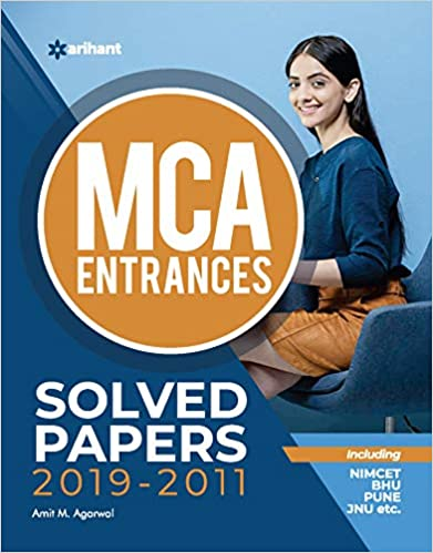Solved Papers For MCA Entrances 2021