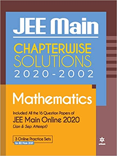 18 Years Chapterwise Solutions Mathematics JEE Main 2021