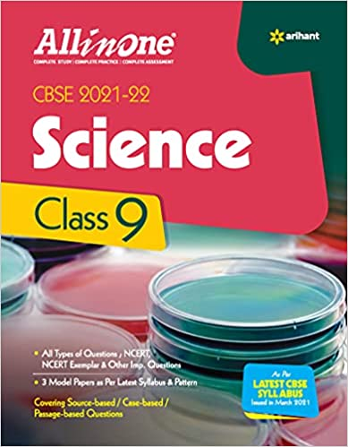 CBSE ALL IN ONE SCIENCE CLASS 9 FOR 2022 EXAM