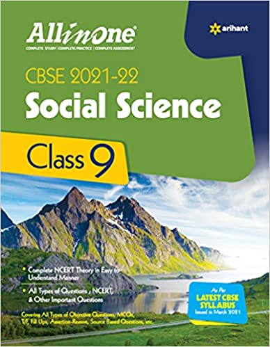 CBSE ALL IN ONE SOCIAL SCIENCE CLASS 9 FOR 2022 EXAM