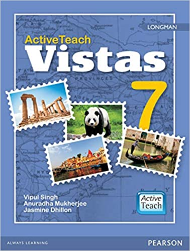 ACTIVE TEACH: LONGMAN VISTAS - SOCIAL STUDIES FOR CBSE CLASS 7