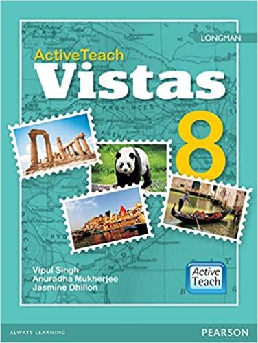 ACTIVE TEACH: LONGMAN VISTAS - SOCIAL STUDIES FOR CBSE CLASS 8