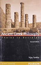 Ancient Greek Philosophy 2/ed