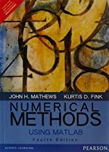 Numerical Methods Using Matlab, 4th Ed.
