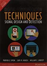Digital Communication Techniques: Signal Design And Detection