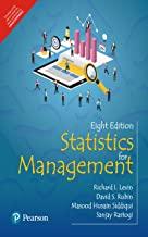 Statistics For Management, 8th Ed.