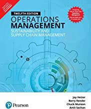 Operations Management 12/e Heizer