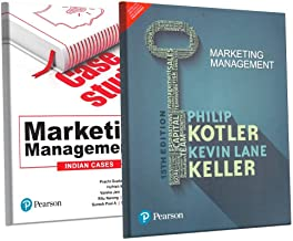 MARKETING MANAGEMENT- MARKETING CASES IN THE INDIAN CONTEXT