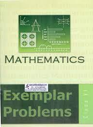 MATHEMATICS EXEMPLAR PROBLEM CLASS 6