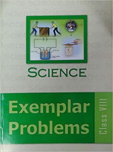 SCIENCE EXEMPLAR PROBLEMS CLASS 8