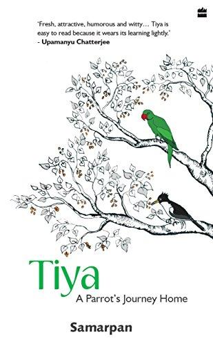 TIYA: A PARROT'S JOURNEY HOME