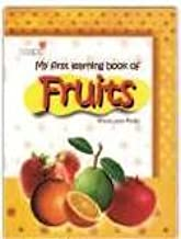 My First - Fruits and Vegetables