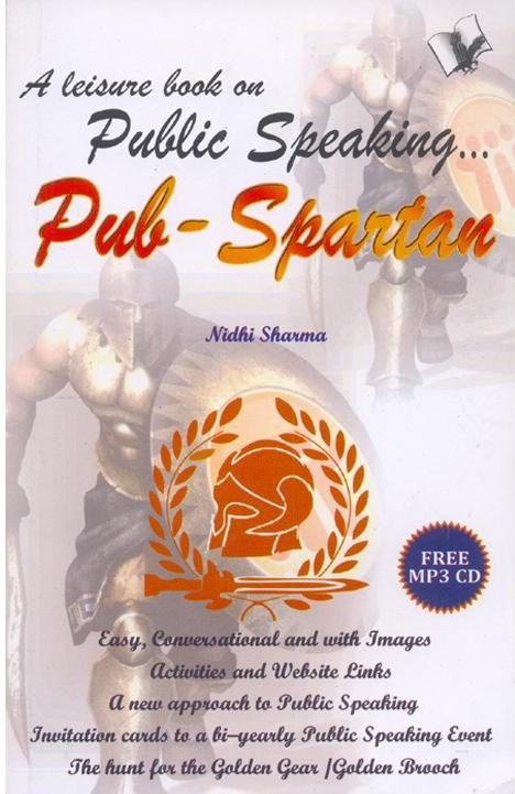 A Leisure Book On Public Speaking....Pub Spartan