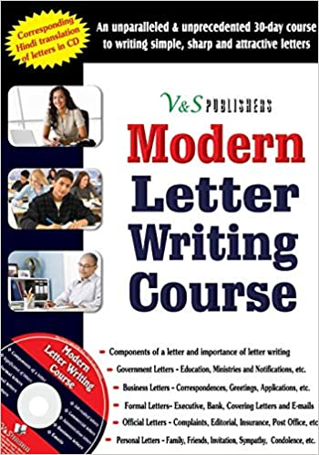 Modern Letter Writing Course (With CD)