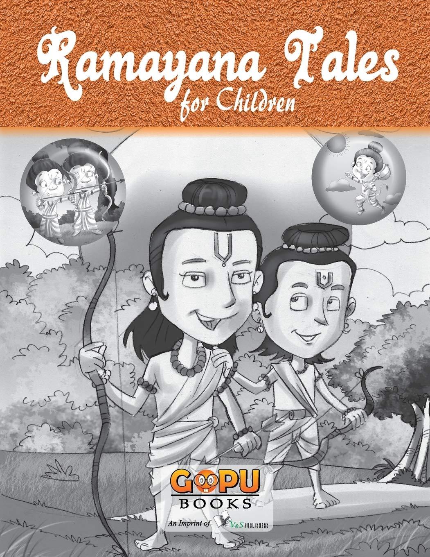 RAMAYANA TALES (FOR CHILDREN)