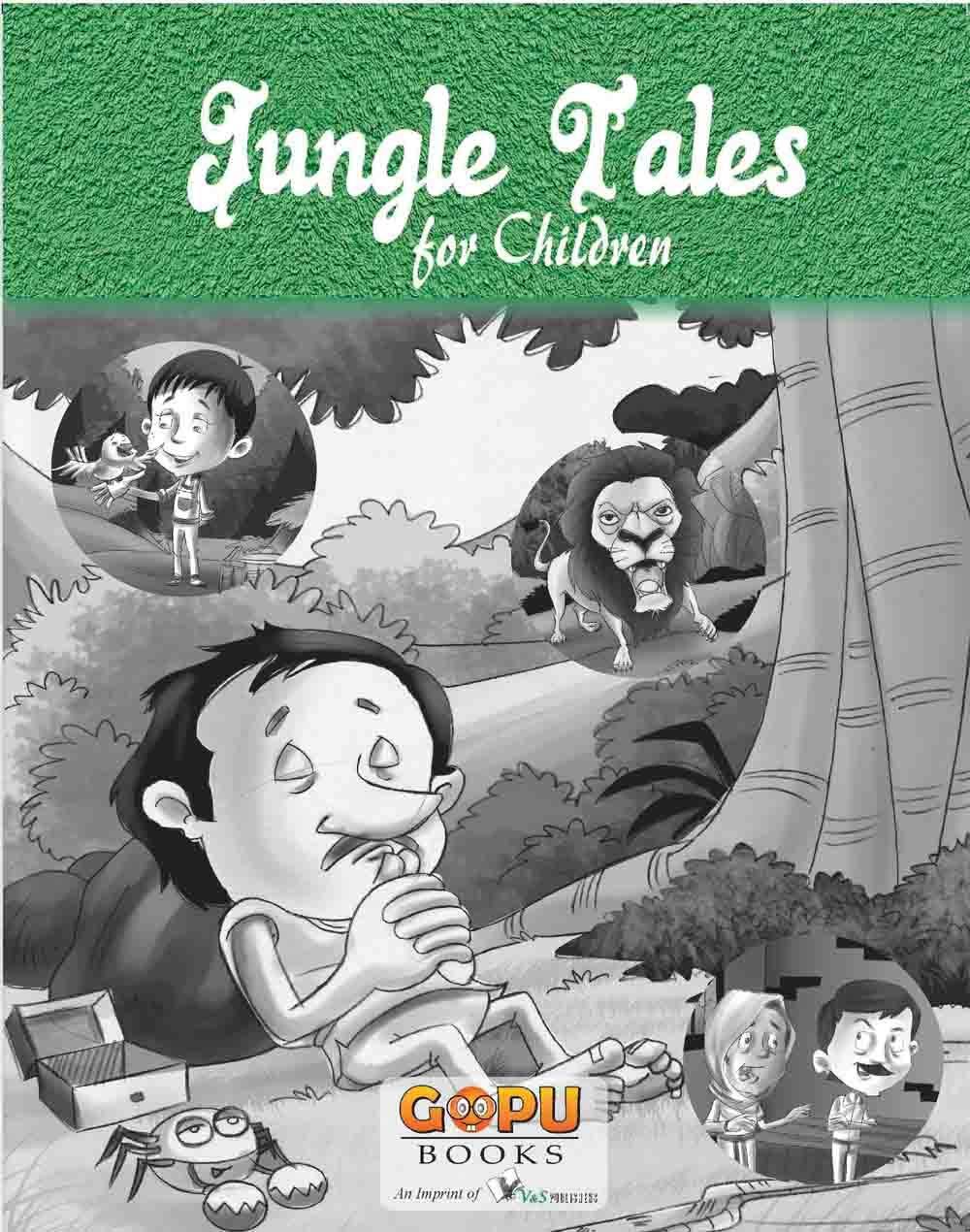 Jungle Tales (For Children)