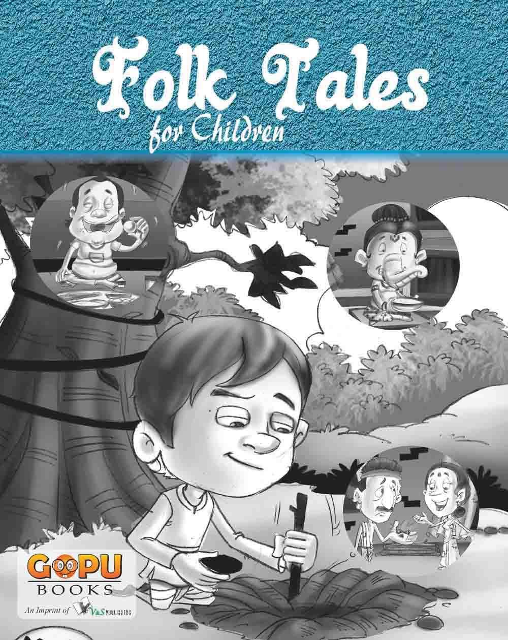 Folk Tales (For Children)