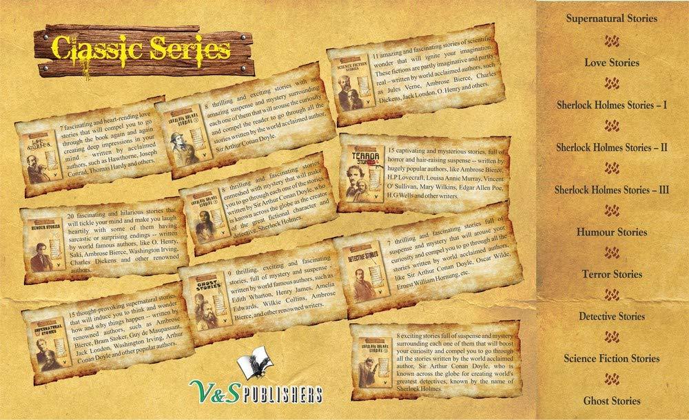 CLASSIC SERIES (A SET OF 10 BOOKS)