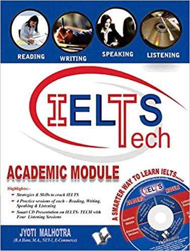 IELTS TECH - ACADEMIC MODULE (WITH CD)