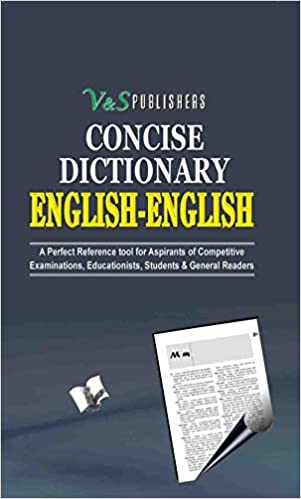 Concise English English Dictionary