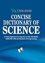 Concise Dictionary Of Science (Pocket Size)