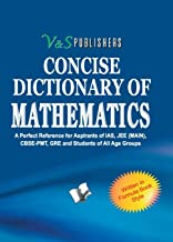 Concise Dictionary Of Maths (Pocket Size)