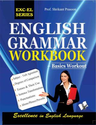 English Grammar Workbook: Basics Workout