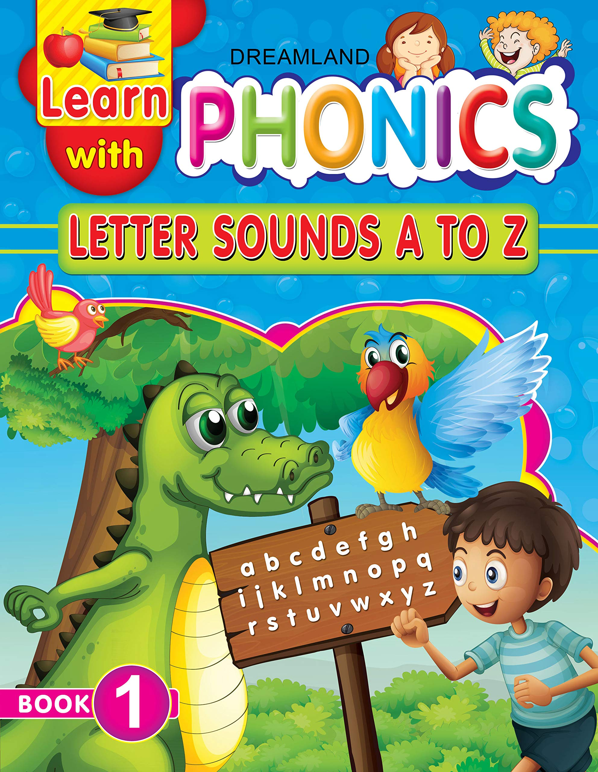 Learn with Phonics (Letter Sounds A to Z)