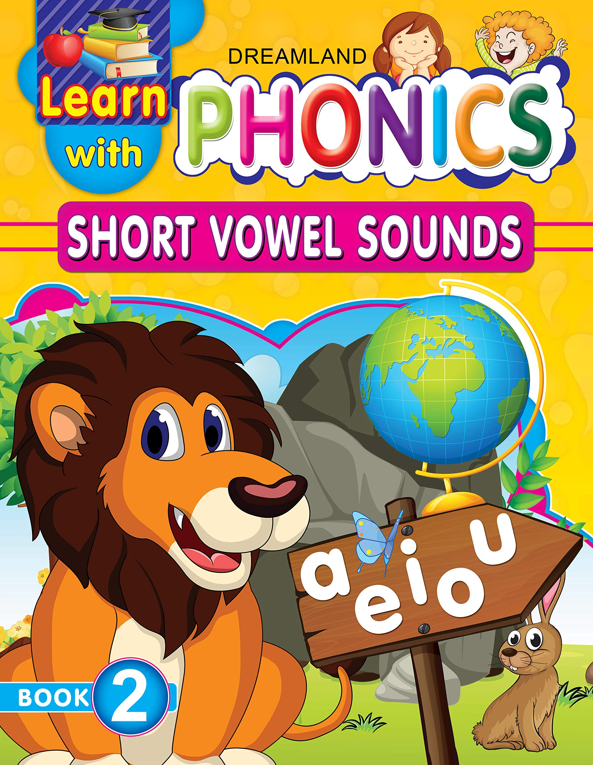 Learn with Phonics (Short Vowel Sounds)