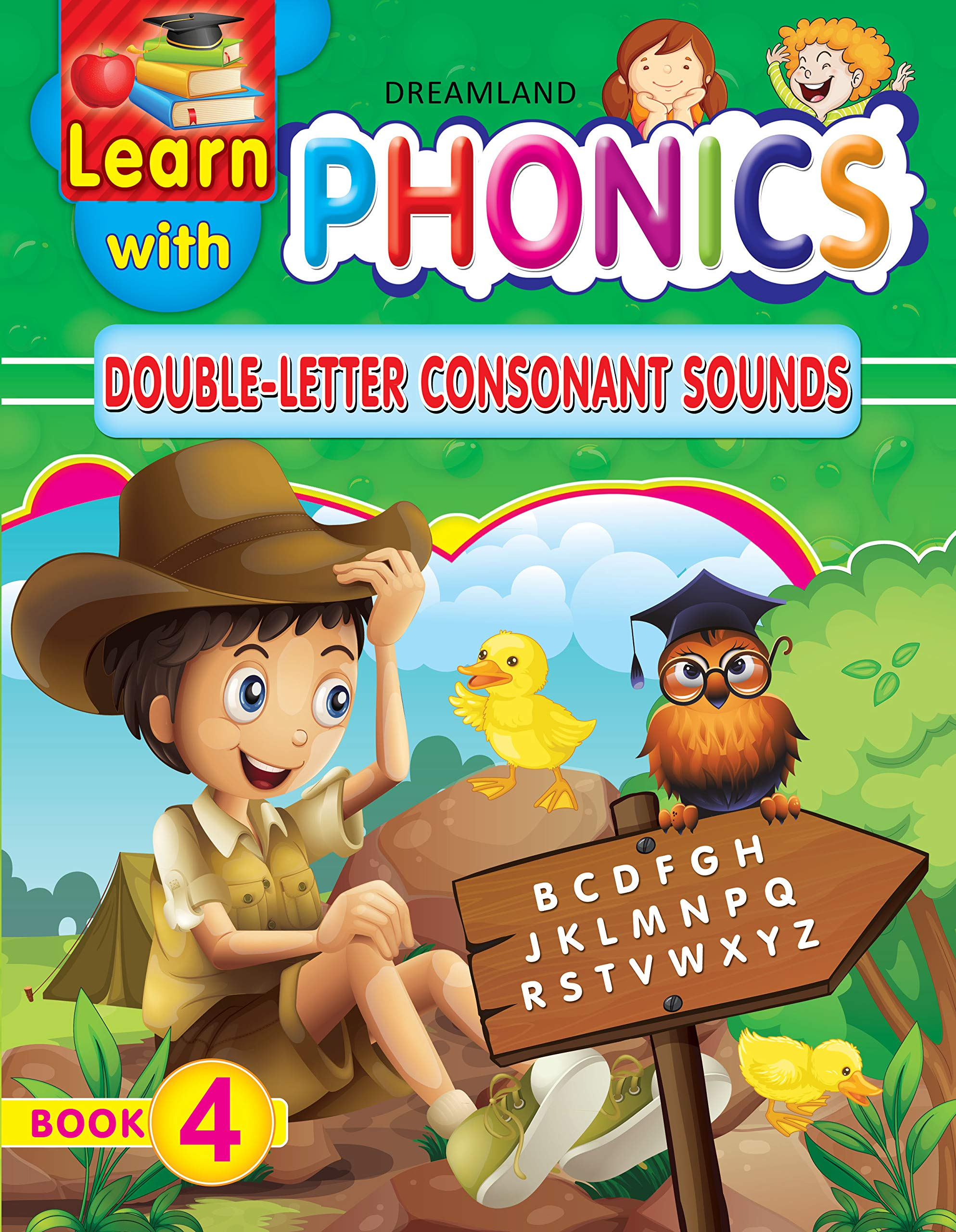 Learn with Phonics (Double-Letter Consonant Sounds)