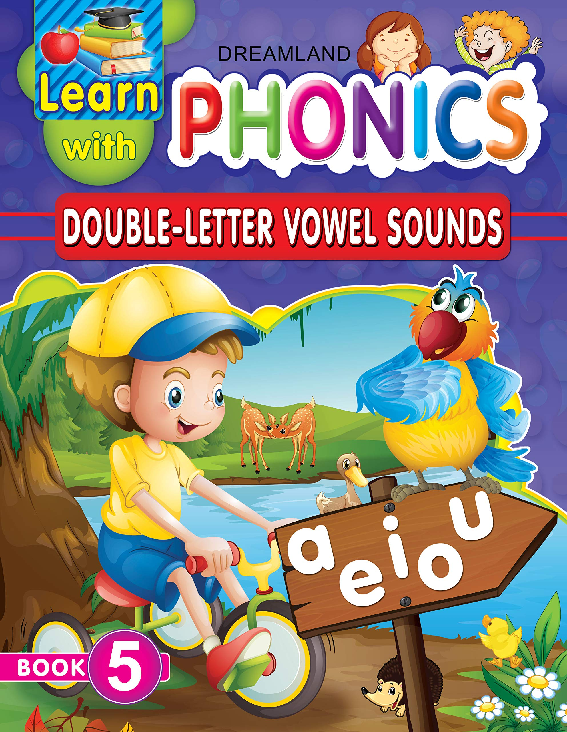 Learn with Phonics (Double-Letter Vowel Sounds)