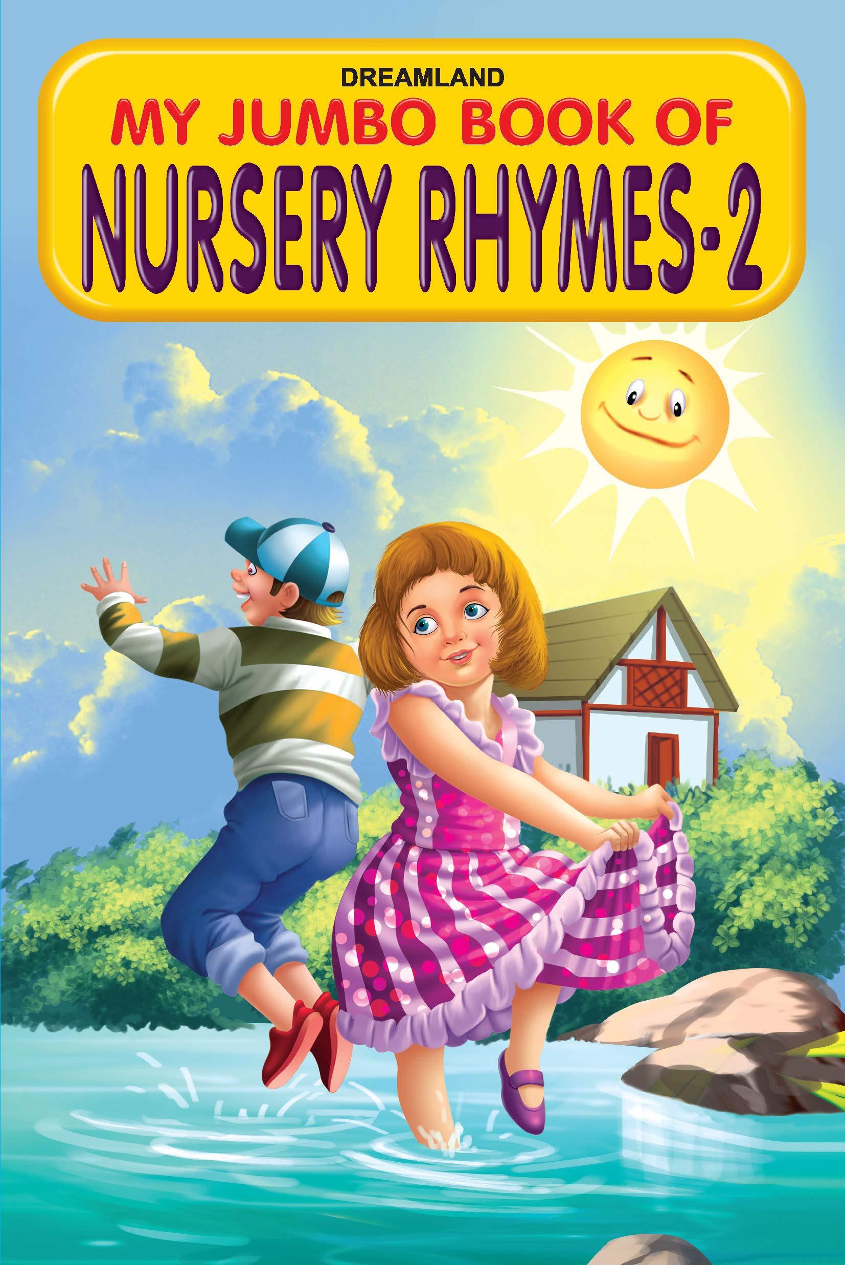 My Jumbo Book of Nursery Rhymes - 2