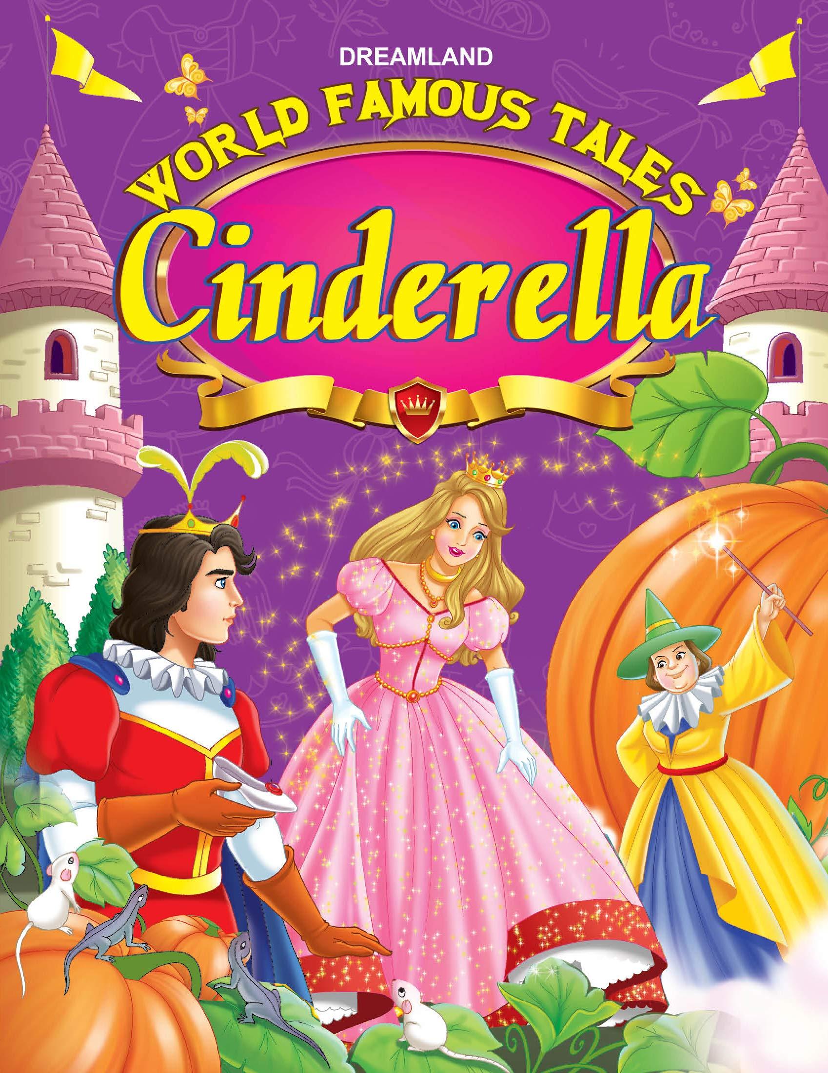 World Famous Tales - Cinderella