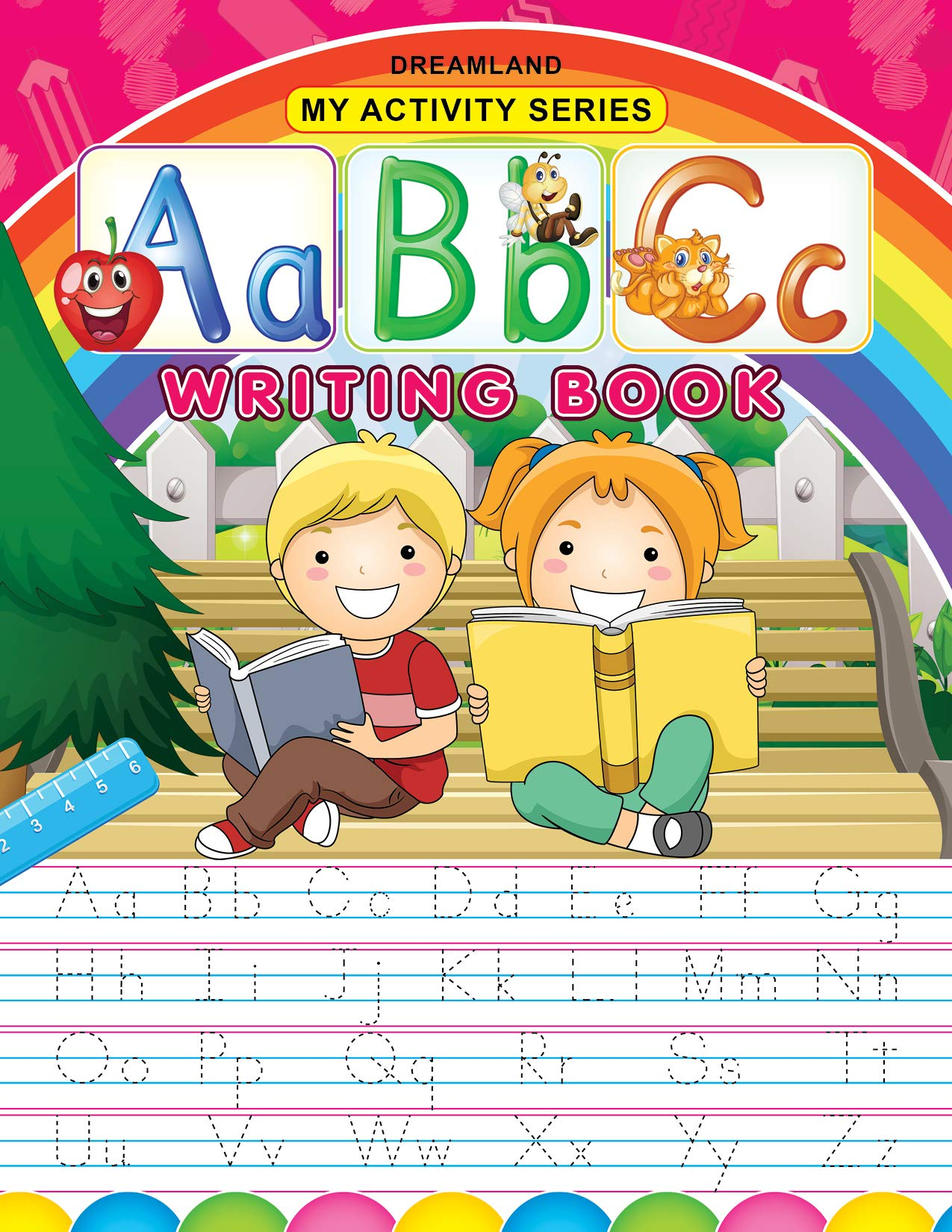 ABC Writing Book